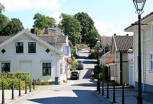 Porsgrunn and Skien