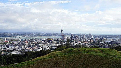 Removals to New Zealand - Auckland