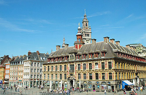 Removals to Lille – France