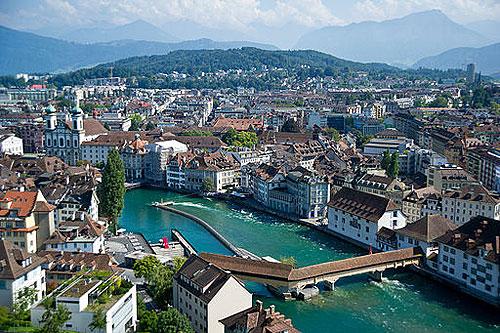 Removals to Switzerland – Lucerne