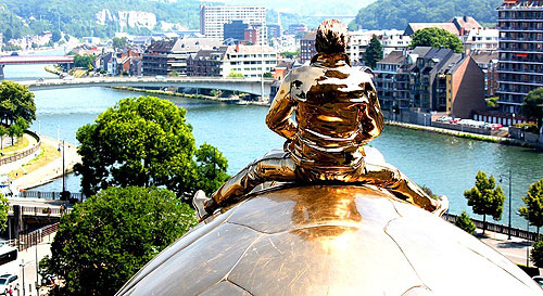 Removals to Belgium | Living in Namur