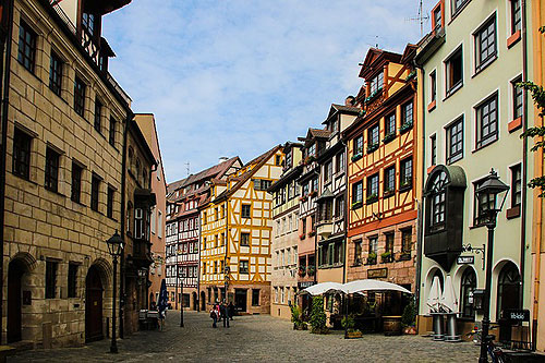 Removals to Germany | About Nuremberg