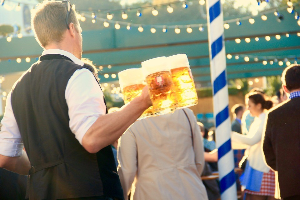 Five Top Beer Festivals in Germany