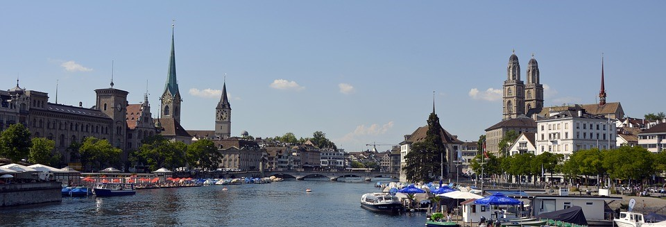 5 top reasons for moving home to Zurich in Switzerland